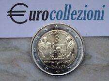 ITALIA 2018 2 EURO FDC 70 ANNI COSTITUZIONE ITALIANA ITALY ITALIEN ITALIE ИТАЛИЯ