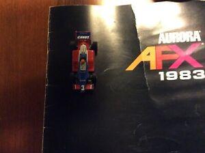 Aurora afx super gplus Candy Tyrrell