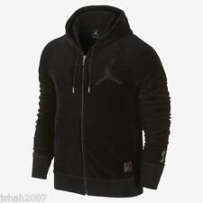 NIKE JORDAN X OVO HOODIE BLACK SIZES M XL MEDUM EXTRA LARGE NEW **LOOK**