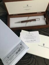 GRAF VON FABER- CASTELL LIMITED EDITION CLASSIC SNAKEWOOD MECHANICAL PENCIL RARE