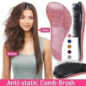 *NEW UK* Hair Brush Tangle Teezer Hair Combs Brush Handle Detangling Comb