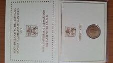 2 Euro Comm. 2017 Vaticano 1950º anniversario del martirio dei Santi Pietro e Pa