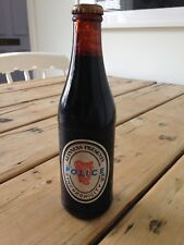 Vintage 1983 THE POLICE Synchronicity Official Tour Guinness bottle