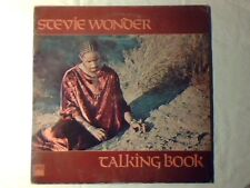 STEVIE WONDER Talking book lp ITALY JEFF BECK RAY PARKER JR.