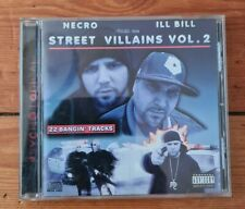 Necro & Ill Bill - Street Villains Volume 2. Non Phixion Goretex Uncle Howie