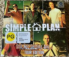 Still Not Getting Any... Tour Edition CD + DVD Simple Plan 2005 Lava Import SS