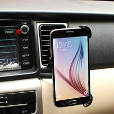 Car Air Conditioning Vent Mount Cradle Phone Holder For Samsung Galaxy S6 / Edge