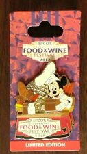 New listing Pin 97518 2013 Epcot International Food & Wine Festival - Mickey Mouse