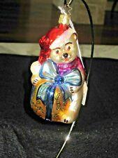 Old World Christmas By Inge Glas-Birgit Heinz'S Gift