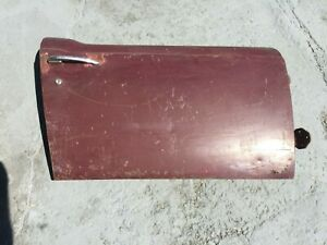 Triumph TR6  Right Door with Handle & Hinges , linkage & Latch from Florida Car