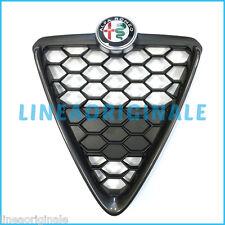 Griglia Brunita ORIGINALE Alfa Romeo Giulietta MY2016 restyling luxury anteriore