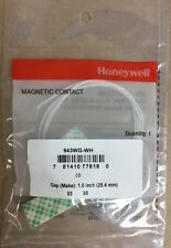 Honeywell Mini Magnetic Contacts Surface Mount - Single Pack - 943WG-WH *NEW*