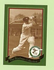 #D100.  1996 WEETBIX BRADMAN COLLECTION CARD #16 - 1948