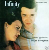 Infinity Bruce Broughton East Soundtrack CD B637