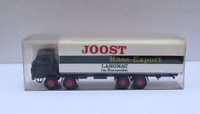 ROSKOFF  SAURER REFRIGERATED LORRY JOOST KASE-EXPORT  1:87 BOXED
