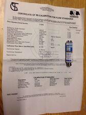 Cincinnati Test Systems 420-2166.00scc/m-40.0psig-21, EX0I1545, I-1545#1622A13