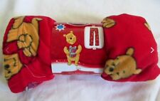 Disney Winnie The Pooh Non Footed Pajama Pants Plush Piglet NWT XS S M L or XL
