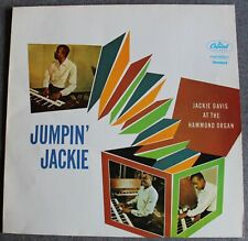 Jackie Davis at the Hammond Organ, jumpin' Jackie, LP - 33 tours