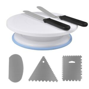 Cake Turntable Cake Decorating Turntable for Baking Supplies