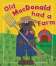 Old MacDonald Had a Farm (Kate Toms Series) Make Believe Ideas  Ltd. Board book