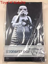 Hot Toys MMS 393 Star Wars Rogue One Stormtrooper 12 inch Action Figure NEW