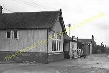 Layerthorpe Railway Station Photo. York - Cliff. Derwent Valley Light Rly. (2)