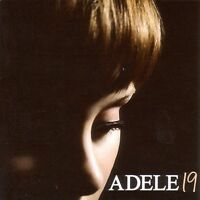 "ADELE ""19"" CD 12 TRACKS NEU"