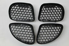 98-02 Firebird/Trans Am Top & Bottom Fender Grilles Set New Reproduction