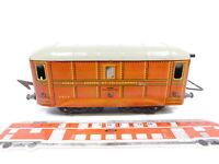 CG144-0,5# JEP Spur 0 Blech-Postwagen Postes et Telegraphes Paris SNCF