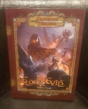 FIRST PRINTING Dungeons and Dragons Elder Evils 2007 Hardcover Book