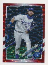 2021 Topps Series 2 • Bubba Starling Red Ice Parallel • #097/199