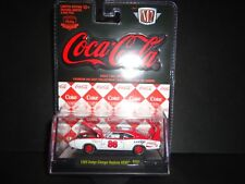 M2 Dodge Charger Daytona HEMI 1969 Coca Cola 52500-RC01 1/64