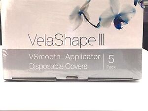 ✅Syneron Candela Vela Shape 3 VSmooth Applicator Disposable Covers 5  in a pack