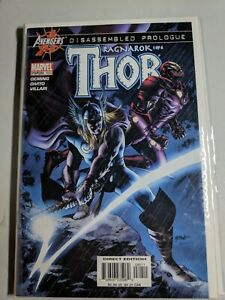 Avengers Disassembled Thor Ragnarok #80-85 Complete Set #1-6