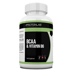 BCAA  500mg Tablets