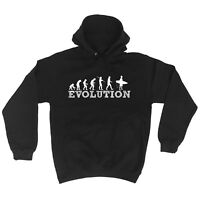 123t Evolution Surfing Surf Surfer Summer Beach Board Wave Ocean Boogie HOODIE