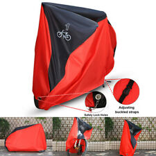 Waterproof Bicycle Cycle Bike Cover Storage Outdoor Dust Protective for 1 Bike