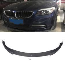 Fit For BMW Z4 E89 Z series 2009-2013 Carbon Fiber Front Bumper Lip Chin Spoiler
