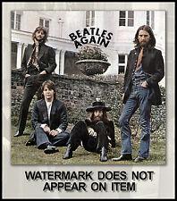 THE BEATLES AGAIN  REJECTED ALBUM SLICK #1 (HEY JUDE ALBUM ORIGINAL DESIGN)