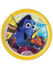 Piatti Carta 23 cm  Dory , Festa Compleanno Nemo *16752