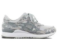 Asics Tiger x Atmos x Solebox GEL-Lyte III 1191A076-020 Herren Sneaker Schuhe
