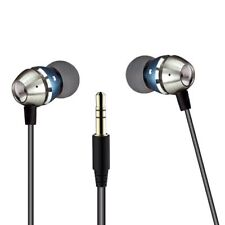 New Astrotec AM-700 AM700 Dynamic In-Ear High  Performance Earphone/silver