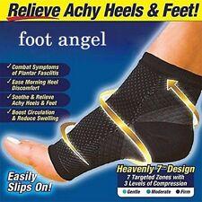 New Sport Foot Angle Compression Socks  Foot Sleeve Anti-Fatigue Ankle Au