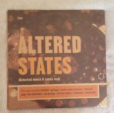 4 x LP ALTERED STATES DISTORTED DANCE & REMIX ROCK  RADIOHEAD FAT BOY SLIM 1996.