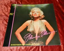Marilyn Monroe by Roger St Pierre - Anabas Look Book Series - Soft Cover 1985
