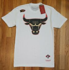 Mitchell /& Ness Sweat /à capuche avec logo Chicago Bulls pour homme