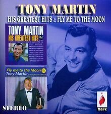 Tony Martin - His Greatest Hits / Fly Me to the Moon [New CD]