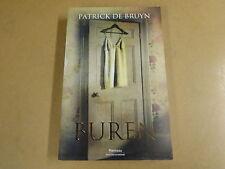 BOEK / BUREN - PATRICK DE BRUYN