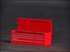1:18 Tuning SNAP-ON - Werkzeug Kiste - Toolbox -  Exklusiv - Diorama - RaR TSM