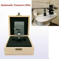 Automatic Tonearm Lifter Arm Lift Set For LP Turntable Disc Vinyl Record Ruler h